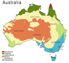 Some Australian Information: Where? - Geography facts