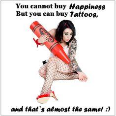 Fan question: Who's getting a tattoo this weekend? :) #ModifiedDolls #ModifiedWomen #tattoos #WeLoveTattoos #BodyArt #BodyModification #acceptance #DareToBeDifferent #FridayFeeling