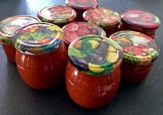 Ketchup z dodatkiem cukinii Ketchup, Spices, Food And Drink, Favorite Recipes, Cooking, Blog, Dressing, Vans, Decor