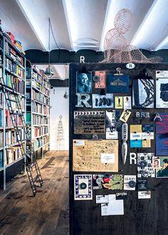 Bibliothèque design: nos inspirations - Marie Claire Maison