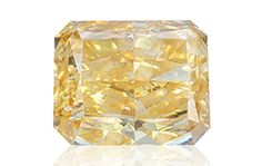 National Jeweler - 30-carat yellow diamond sells for $500K  DUH Lacking a grading report, the only details known about this 30-carat stone that sold at Ritchie's for $500,000 on Sunday is that it is a natural color diamond and that it is yellow.