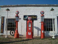 Old Mobilgas Station