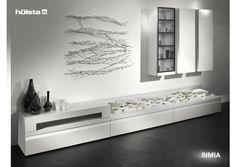 Hulsta - Simia Luxury Furniture Brands, Bathroom Lighting, Sweet Home, Mirror, Home Decor, Bathroom Vanity Lighting, Mirrors, Interior Design, Home Interiors