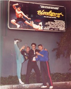 Read a conversation with Sheldon Lettich, the screenwriter of Bloodsport and other Jean-Claude Van Damme movies. Baldwin Brothers, Young Al Pacino, Claude Van Damme, 80s Movie Posters, Dwayne The Rock, Sylvester Stallone, About Time Movie, 90s Kids, Screenwriting