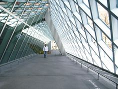 Seattle Public Library - OMA