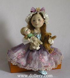 Little Lavender Friedericy Dolls