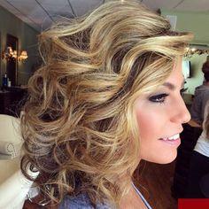 Foto: Kısa saçlar için mükemmel dalgalı saç modeli Yeni Saç Modelleri