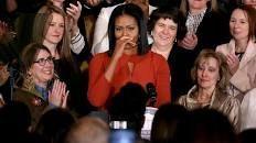 Michelle Obama's Full Final Speech as First Lady - Michelle Obama Last FLOTUS Speech Transcript