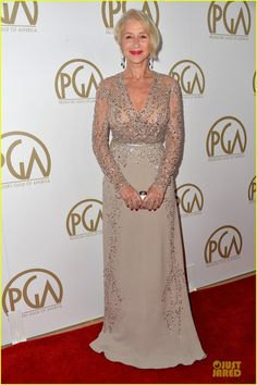 helen mirren june squibb producers guild awards 2014 01 Helen Mirren is pure class and elegance while attending the 2014 Producers Guild of America Awards held at The Beverly Hilton Hotel on Sunday (January 19) in Beverly…