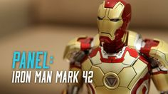Panel: Hot Toys 1/6 Scale Iron Man Mark 42 Diecast Hot Toys Iron Man, Virtual Reality Videos, Diecast, Scale, Weighing Scale, Libra, Ladder, Libra Sign