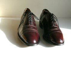 Johnson & Murphy 8 1/2 D Refurbished Cap Toe Oxford by Insideredo, $69.99