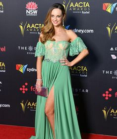 The 2017 AACTA Awards red carpet are underway! Now To Love brings you all the glamour from the The AACTA Awards at The Star in Sydney. Home And Away Cast, Aacta Awards, Tv Awards, Social Media Stars, Formal Dresses, Wedding Dresses, Red Carpet, Glamour, Gowns