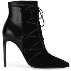 Saint Laurent 'Classic Paris' ankle boots