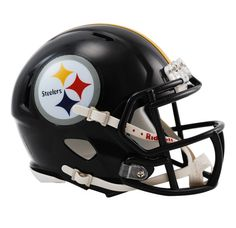 Pittsburgh Steelers Riddell Mini Speed Helmet