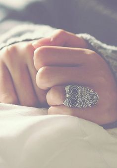 Cute Owl Ring!
