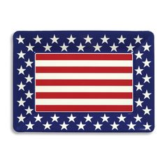 Party Supplies - Molded Pl Tray 14 Inch - Patriotic (12Ct)