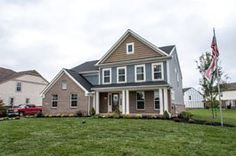 5 level living...our next home!!!Columbus, OH - Blair - Fischer Homes Builder