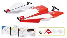 TOFOCO Power-Up Electric Paper Plane Airplane Conversion Kit Fashion Educational Toy For Children Kids Toys Brain Tease Paper Airplane Folding, Paper Plane, Paper Folding, Origami Toys, Fly Paper, Brain Teasers, Electric Motor, Child Models, Educational Toys