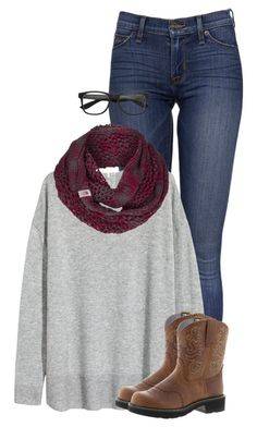 """""""Tag // desc"""" by jackrabbit0823 ❤ liked on Polyvore featuring The North Face, Ariat, modern and MadsTags"""