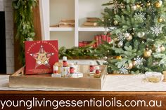 Your Guide to Holiday Happiness with Young Living Essential Oils Australia Christmas Catalogue: http://younglivingessentialoils.myessentialoilsnews.com/b/young-living-essential-oils-australia-christmas-catalogue-988  	The Massage Gift Set is the perfect way to help you relax featuring our most popular essential oil infused massage oils, Sensation, Dragon Time and Relaxation.
