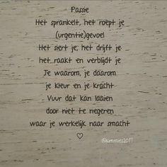 #gedicht #passie