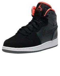 #FashionVault #jordan #Boys #Footwear - Check this : JORDAN BOYS Dark Grey Footwear / Sneakers for $74.99 USD