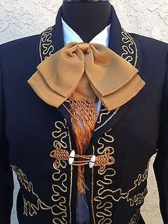 about Mexican Charra,Mariachi Suit Size 42 From Mexico 5 PieceSet.Traje Charra Mexican Charra,Mariachi Suit Size 42 From Mexico 5 PieceSet.Traje Charra Charra,Mariachi Suit Size 42 From Mexico 5 PieceSet. Mexican Fashion, Mexican Outfit, Mexican Dresses, Mariachi Wedding, Charro Wedding, Mariachi Suit, Charro Outfit, Pretty Quinceanera Dresses, Quinceanera Ideas