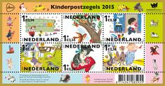 Heb je het al gehoord? De kinderpostzegels zijn uitgeroepen tot de meest favoriete postzegels van 2015! Onze postzegels met de vrolijke illustraties van de GoudenBoekjes hebben de meeste stemmen gekregen tijdens de jaarlijkse postzegelverkiezing van PostNL. En je kunt ze hier bestellen: www.kinderpostzegels.nl/bestellen Domestic Cat, Stamp Collecting, Postage Stamps, Childrens Books, The Past, Cartoon, Baseball Cards, Cats, Sports