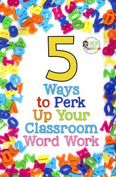 5 Ways to Perk Up Yo