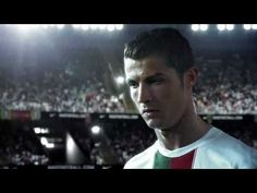 Take it to the next level- the nike ad which follows a young player through the ranks until his time as a professional and playing for his country Music by E...