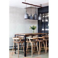 A bit of industrial feel - [ ] #interiors #modern #fashion #home #furniture #decor #homedecor #interior #style #living #house #likes #interiordesign #design #decorating #instagood #interior4all #interior123