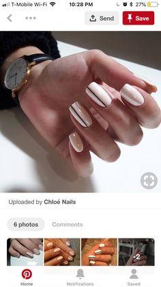 Chloe Nails, Nail Designs, Makeup, Accessories, Beauty, Jewelry, Instagram, Hair Ideas, Fingernail Designs