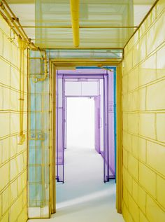 Sheer will: Artist Do-Ho Suh's ghostly fabric sculptures explore the meaning of home. 2009 - 2011
