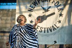 Mavis Staples performs at the 2014 Newport Folk Festival.  Stream her set.
