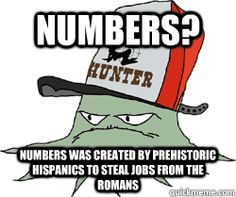 Had never heard of Squidbillies before. Anyway, here is their take on number theory.