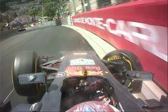 【動画】 マックス・フェルスタッペン、クラッシュリタイア / F1モナコGP  [F1 / Formula 1]