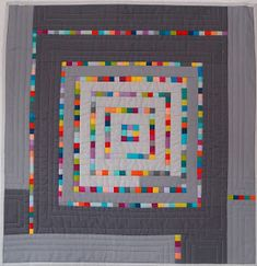 Gwen Marston, a long time celebrity in the quilt world, was the guest teacher for the Seven Sisters Quilt Show last month in San Luis O...