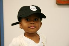 Yes, even kids love #WDET #Detroit hats and other apparel.