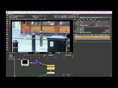 Remove a figure from a shot in Nuke - YouTube