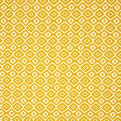Buy John Lewis Nazca Curtain, Saffron | John Lewis