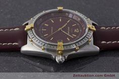 Breitling Antares Stahl / Gold Automatik Kal. ETA 2892-2 Ref. 81970