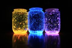 How to make Glowing Jar