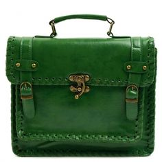 Great green bag - unfortunately sold out on handbagheaven.com :(