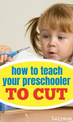 Here is the ultimate guide to cutting activities to work on scissor skills from LalyMom. This guide will give you many different learning opportunities for cutting skills for your preschooler. Cutting skills are an important part of preschool learning. So, be sure to increase your preschooler's scissor skills by using these various learning activities! #cutting #scissorskills #preschoolskills #preschool #learning #learningactivities