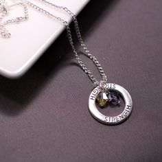 Infinity - Strength Necklace