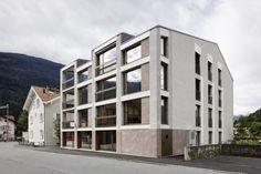 Gallery of Multi-family House La Contenta / Aita Flury - 1