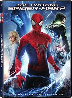 The Amazing Spider-Man 2 (DVD/UltraViolet) Sony