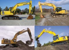 Manual Mecanico Retro Excavatora Komatsu Pc400-7, Pc400lc-7, Pc450-7,pc450lc-7