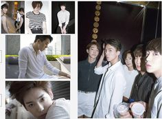 """WINNER Releases Third Set of Photos For """"Test Week"""""""