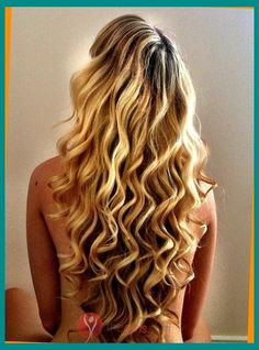 Learn To Love Loose Curls